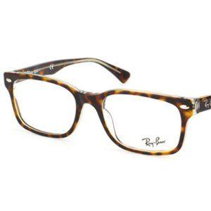 Ray-Ban Prescription Glasses Tortoise Frame EUC